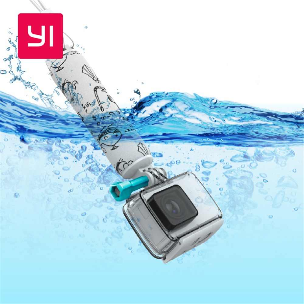 Original Xiaomi Yi 4K Bobber Waterproof Floating Bar Handheld Stick Monopod Hand Grip For XiaoYi II Action Camera Accessoies