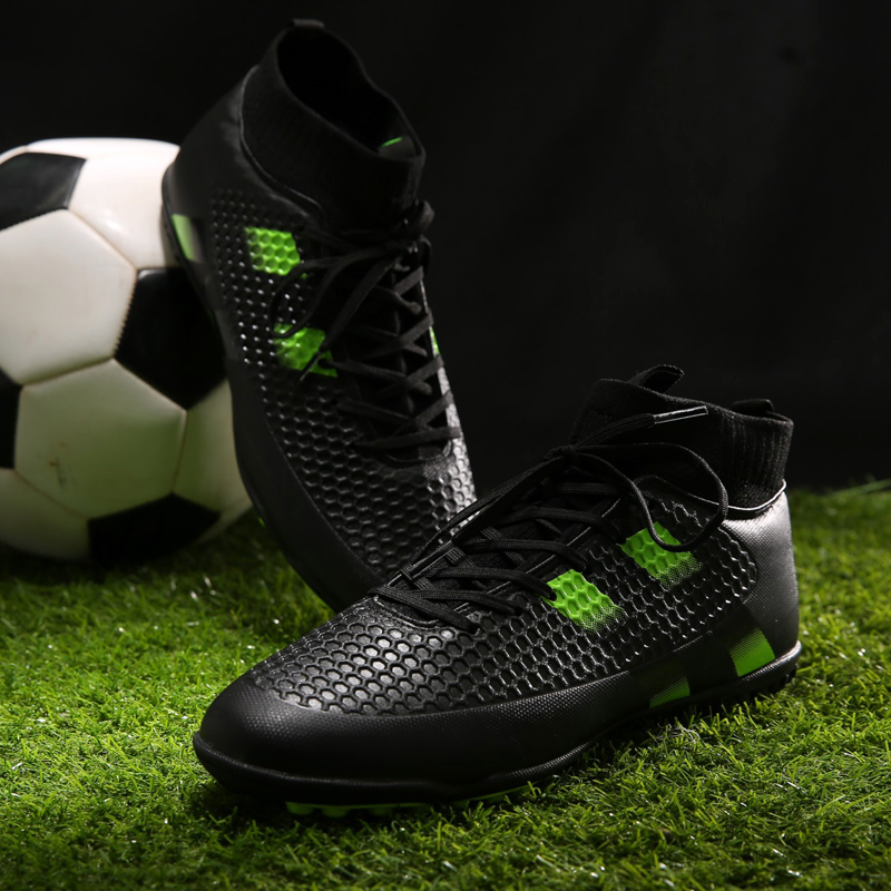 a90fec95c99 LEOCI Indoor Futsal Soccer Boots Sneakers Men Cheap Soccer Cleats Superfly  Original Sock Football Shoes With Ankle Boots Zapato-in Soccer Shoes from  Sports ...