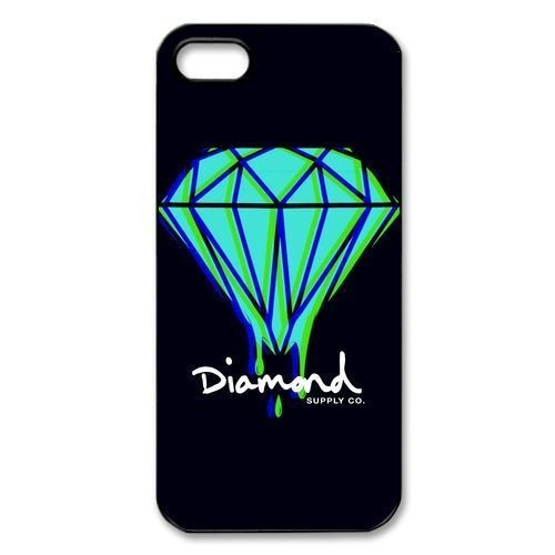 finest selection 8a28f ec6c0 US $1.99 |Diamond Supply co For iPhone 4 4S 5 5S 5C 6 6s 6 PLUS 6s plus  Black Case Cover on Aliexpress.com | Alibaba Group