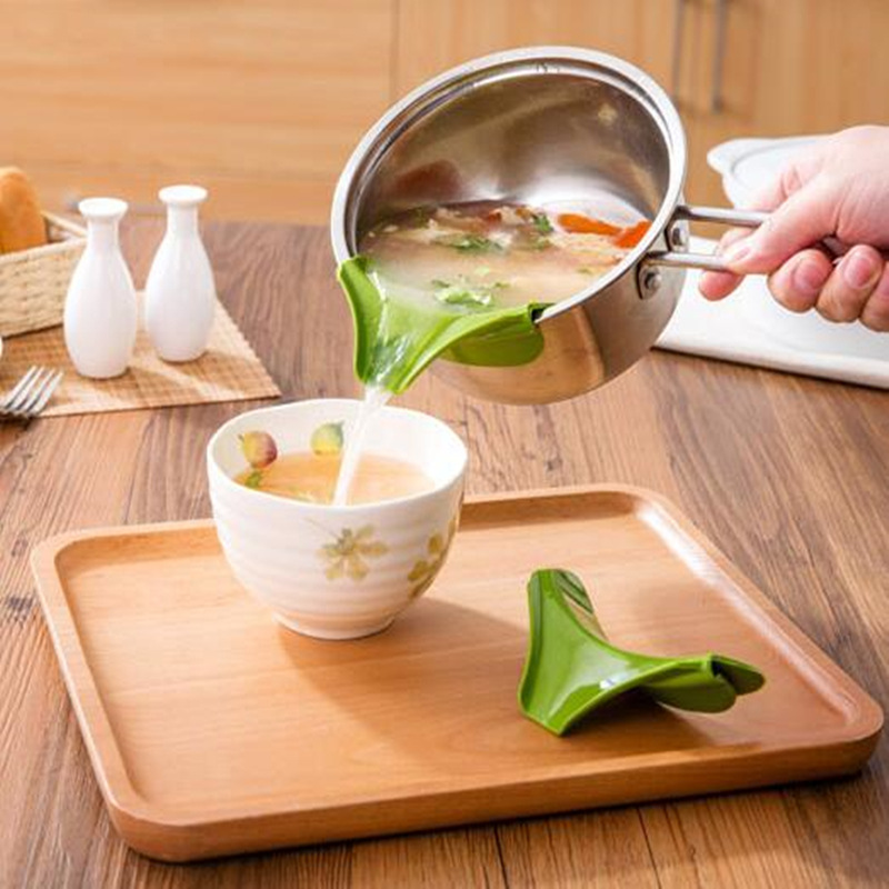 1PC Leaf Shape Durable Clean Rice Wash Sieve Beans Peas Cleaning Gadget Kitchen Clips Fruit & Vegetable Tool Drop Ship