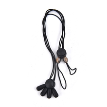 Two Metal Clips Men Rope Metal Clips Sex Toys Chain Clamps Metal Two Heads Stimulator Nipple