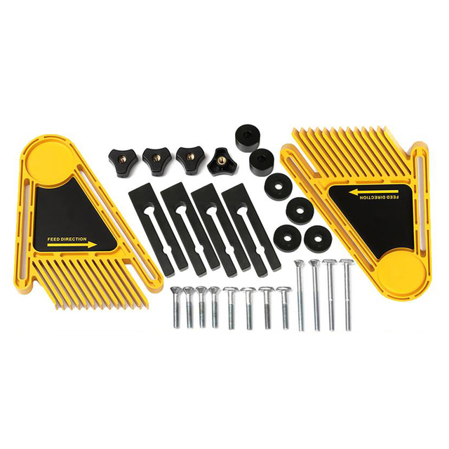 Multi purpose tools set double featherboards table saws router multi purpose tools set double featherboards table saws router tables fences electric circular saw diy keyboard keysfo Images