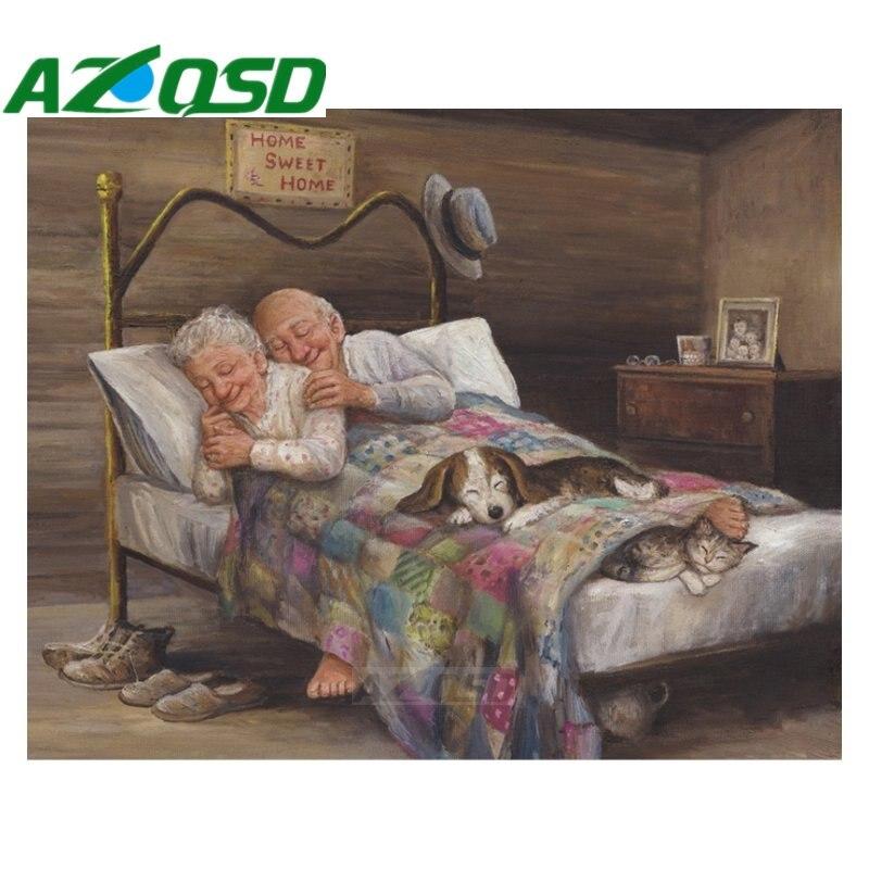 Вышивка для пожилых людей