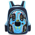 3D car-styling children school bags for teenagers boys kids cartoon car backpack 16 inch book bag large capacity mochila escolar