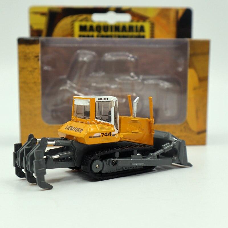 Maquinaria Para Construccion 1/87 PR 744 Dozer Diecast Models Toys Car Limited Edition Collection
