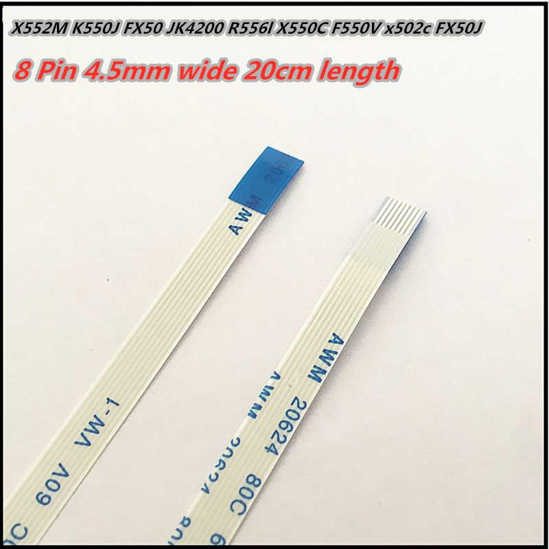 TouchPad FLEX Kabel Mouse Touch Pad Konektor Kabel untuk ASUS X552M K550J FX50 JK4200 R556l X550C F550V X502C FX50J
