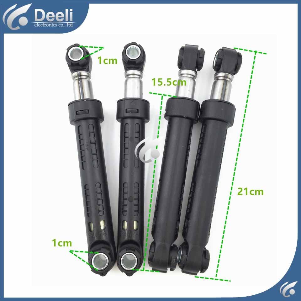 купить 2pcs new for Washing machine shock absorber Shock absorber buffer 21CM long по цене 866.29 рублей