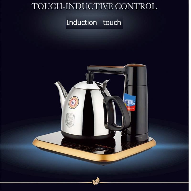 KAMJOVE G-50A intelligent electric kettle automatically add water electric tea stove automatic electricity Tea stove