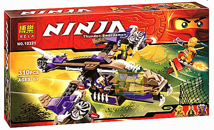 Toys & Hobbies Able 311pcs Ninjagoes Condrai Copter Attack Building Blocks Bricks Compatible Legoing Ninjagoes Model Educational Toys For Children Reliable Performance