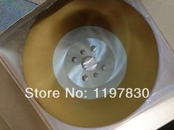 Gratis verzending DM05/M2 hss zaagbladen voor Stalen buizen snijden professionele TIN coating 300*32*2.5mm BW tanden profiel