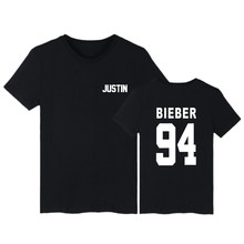 JUSTIN T-shirt ood looking and Durable BIEBER 94 T-shirt Men Street Wear with 11.11 low pre and high quality