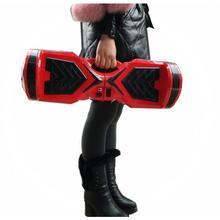 Hand Carry 2 wheels LED self balance electric Scooter Standing skateboard overboard oxboard unicycle Handhold Drift Hoverboard