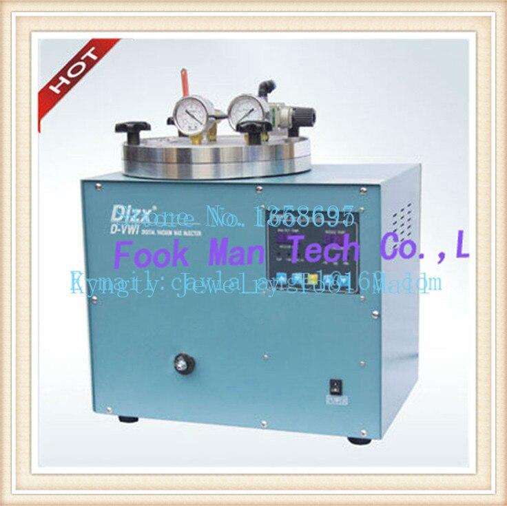 2019 Jewelry Making Equipment Japan Digital Vacuum Wax Injector Automatic Wax Injection Machine