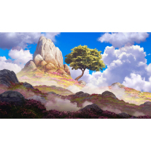 Beautiful scenery diamond Embroidery diy painting mosaic diamant 3d cross stitch pictures H223