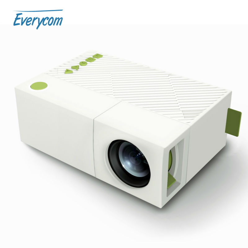 Aliexpress Com Buy Everycom X9 Led Hd Projector 3500: Toy Video Projector Reviews