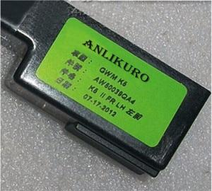 Image 4 - 4pcs/ A 세트 OEM :AW500 녹색 레이블 무료 배송 전기 창 유리 리프트 핀치 모듈 만리 장성 Haval H3 H5