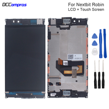 Original For Nextbit Robin LCD Display Touch Screen Digitizer For Nextbit Robin Screen LCD Display Phone Parts Replacement