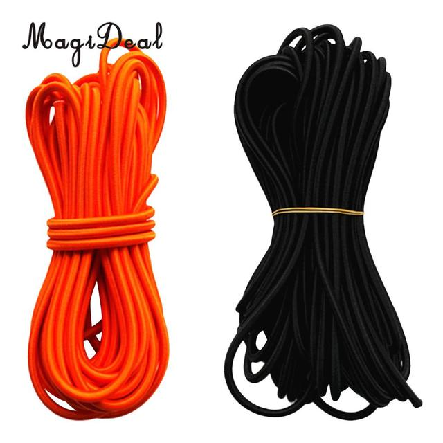 MagiDeal Multiuse Rubber Strong Elastic Bungee Cord Rope for Tent Canopy Awning Outdoor Camping
