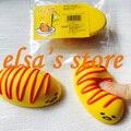 squishies wholesale 12pcs squishy lot kawaii rare gudetama omelette squishy with tags kids toys aoyama tokyo Free Shipping
