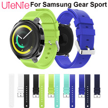 New watch band 2019 Sport Soft Silicone strap Replacement Wristband Wrist Strap For Samsung Gear 20mm