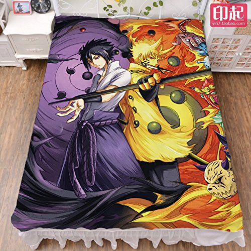 Anime Bed Sheets Japan