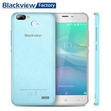 "BLACKVIEW A7 Pro Quad core Fingerprint Smartphone Dual Rear Camera 5.0""HD Screen 2GB+16GB Cellphone Android 7.0 4G Mobile Phone"