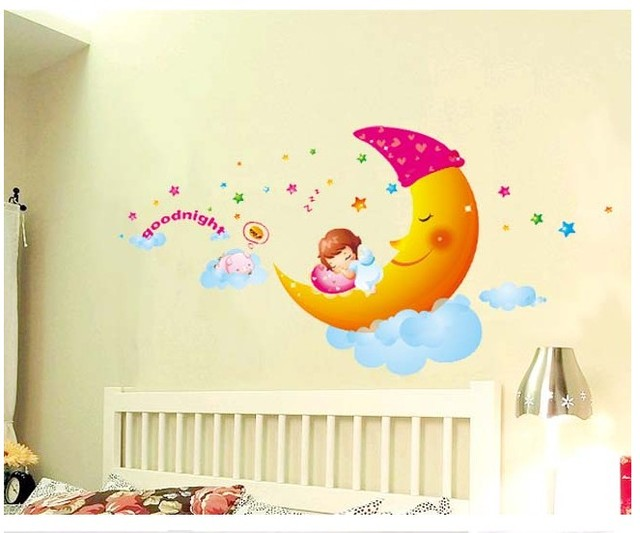 skyrim bedroom decoration crystal wall stickers for kids rooms ...