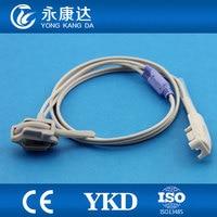 Compatible Ohmeda 3740 3710 Neonatal Wrap Spo2 Sensor 8pin 1M