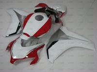 CBR 1000 RR 2011 Motorcycle Fairing CBR1000RR 2008 2011 White Red Fairing Kits CBR1000RR 2009 Motorcycle Fairing