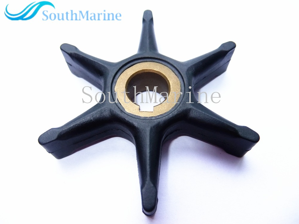 375638  775518 18-3002 Boat Motor Impeller for Johnson Evinrude OMC 10HP 15HP18HP 20HP 25HP 35P Outboards