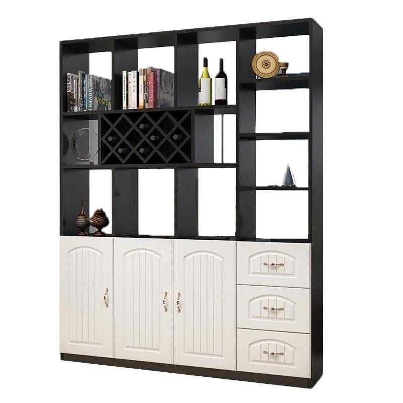 Cristaleira Meble Gabinete Display Hotel Adega vinho Meube Kitchen Kast Table Commercial Furniture Mueble Bar Shelf wine Cabinet