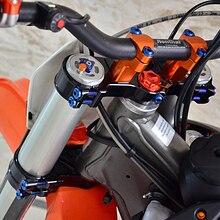 Handlebar Riser Clamp Mount For KTM 150 250 350 450 525 530
