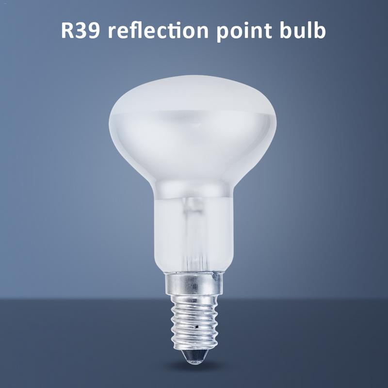 Smart New R39 Clear Reflector Spot Light Filament 30w Bulb Lava Lamp Ses E14 Screw Light Bulbs