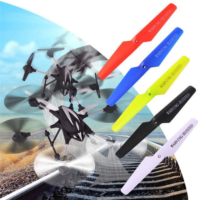 4 Pcs\set 5 Colors High Quality 13.5cm Main Blades Propellers for SYMA X5C X5SW X5 Bullnose Mounting Hole For RC Quadcopter New