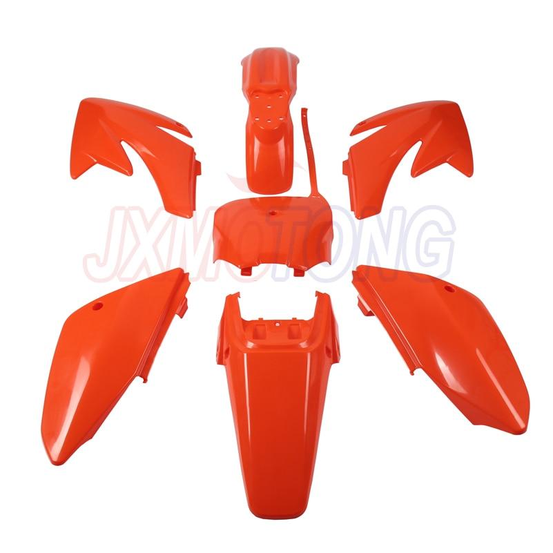 Крышка корпуса велосипеда CRF70 для Honda GPX SSR Kayo Apollo Bosuer PITSTERPRO ORION ATOMIK CRZ