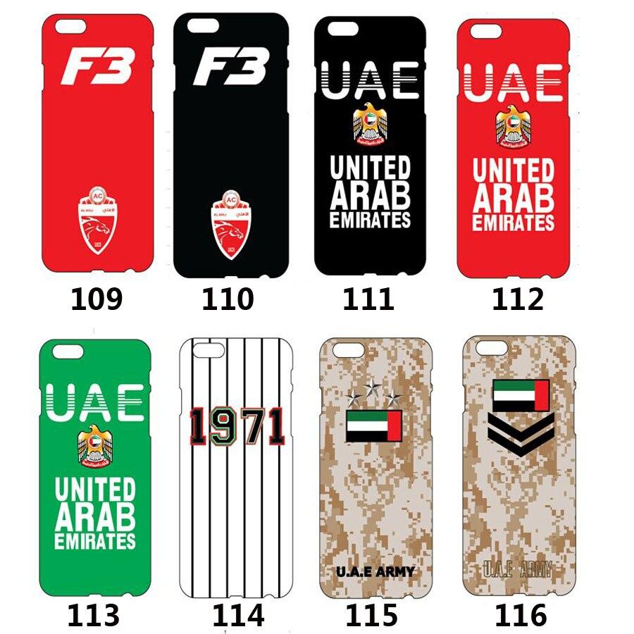 F3 case For Apple iPhone 6 6s Celebrate For UAE Dubai