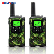 Get more info on the Portable Mini Kids Walkie Talkies Range up to 6km 8/20/22CH FRS/GMRS400-470MHZ Camo Two Way Radios Intercom Children Gifts