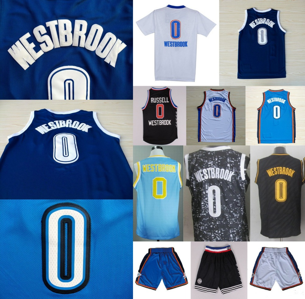 various colors c2cc4 6bdb1 Russell Westbrook Jersey UCLA College All Star White Blue ...