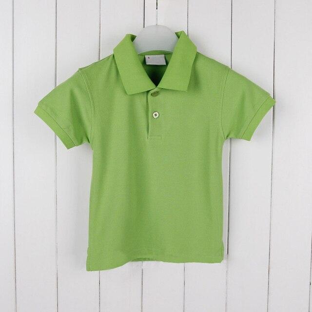 3-10 Лет Летний Стиль 2016 Новый Дети Мальчик Рубашка Хлопок Мальчик Рубашки Дети Рубашки