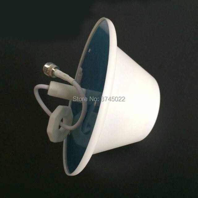1 cái Antenna Trong Nhà Trần 2dbi để 5dbi Wifi Antenne 800-2500 Mhz cho 3 Gam GSM CDMA DCS mobile Signal Booster Repeater Amplifier