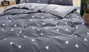 Image 5 - 1PCS Duvet Cover 220*240 Bedding Quilt Blanket Comforter Cover Printing Single Double Queen King Customized 140*200cm Nordic