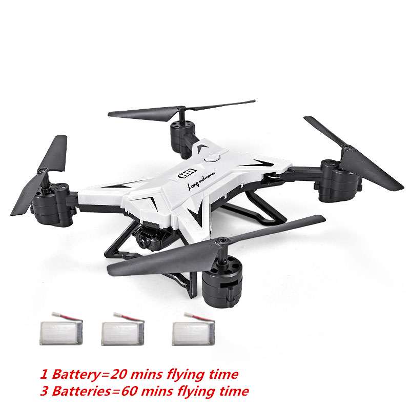 KY601S RC Quadcopter Mit Kamera HD FPV WIFI RC Selfie Drohnen 18 min Fly Zeit Faltbare Quadrocopter VS RC Drone VISUO E58 XS809s