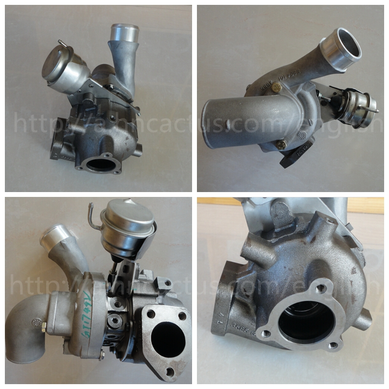 Turbocharger Used For: D4CB Engine GT1749S Turbo Parts 28200 4A480 53039880145