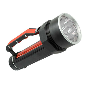 Image 4 - Powerful Led 10000 Lume Flashlight Underwater Hunting Diving Torch 26650 XM L2 Scuba Diver Lamp Flashlight X900 Battery&Charger