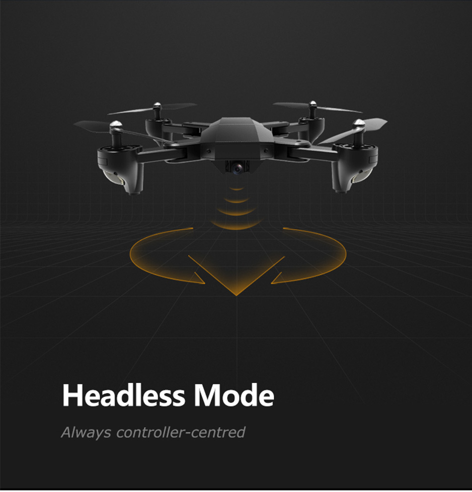 Foldable Racing Drone with FPV Wide Angle HD Camera Altitude Hold RC Quadcopter Helicopter VS VISUO XS809W XS809HW H37 H47 Dron 13
