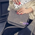 Free shipping, 2016 new women shoulder bag, Korean version of the simple frosted bag, fashion casual woman messenger bag.