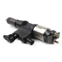 4HK1 6HK1 инжектор Common Rail 8976097882 8976097884 для экскаватора Hitachi, гарантия 3 месяца