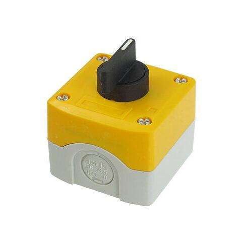 DPDT 2NO Long Handle Self-Locking 3-Position Selector Pushbutton Switch 240V 3A antony morato antony morato mmsw00517 ya100006 2039