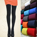 14 Cores da Mulher Leggings Moda Elegante Sexy Macio E Confortável de Cores Doces 120D Leggings