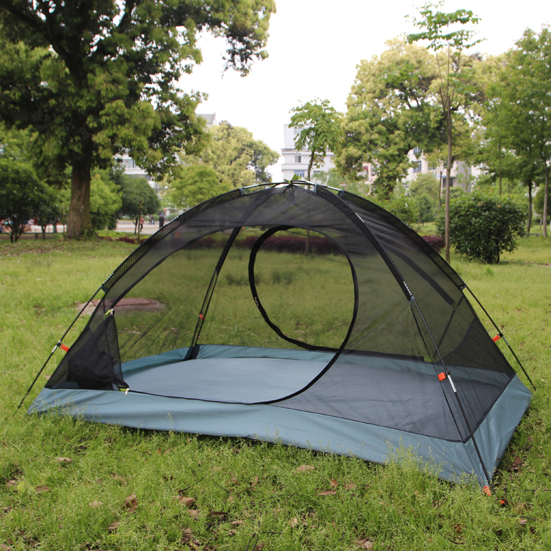 Outdoor Camping Tent Gazebo Tente Camping Awning Ultralight Fishing Tent Mosquito Net Tents Sun Shelter Sun Shade 2 Person outdoor summer tent gazebo beach tent sun shelter uv protect fully automatic quick open pop up awning fishing tent big size